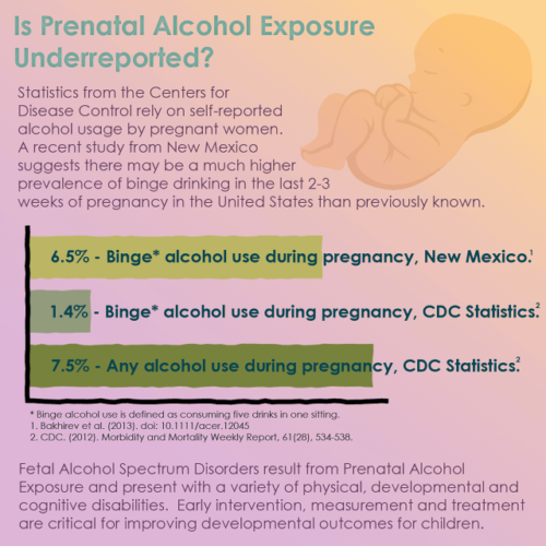 Is Prenatal Alcohol Exposure Underreported?