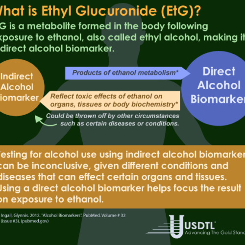 What is Ethyl Glucuronide (EtG)?